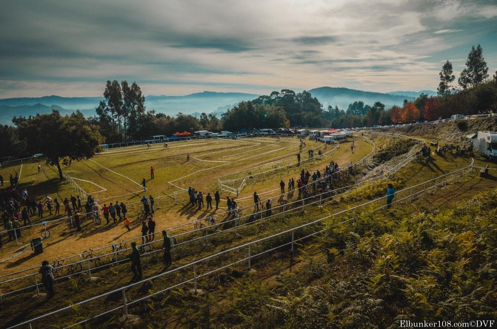Circuito situado en el Hipódromo de Campañó